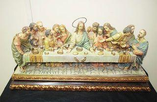 Antigua última cena de Jesús