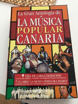 Antología de la Música en Canarias