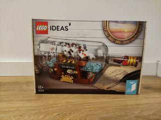 Lego 21313 Barco en una botella