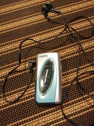 Radio mini de bolsillo