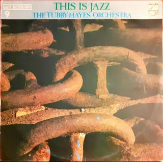 The Tubby Hayes Orchestra-( This is Jazz).Spain
