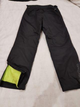 Pantalon de esqui T. 12 Quechua