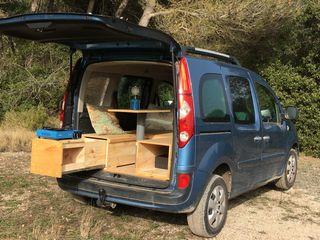 Renault Kangoo II 1.5 dCi eco2 110 cv, camper