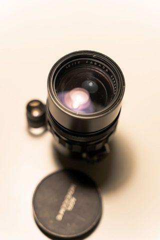 Leica Leitz Elmarit 135mm f2.8 m