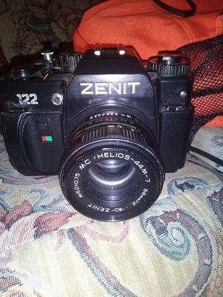 camara fotos zenit 122