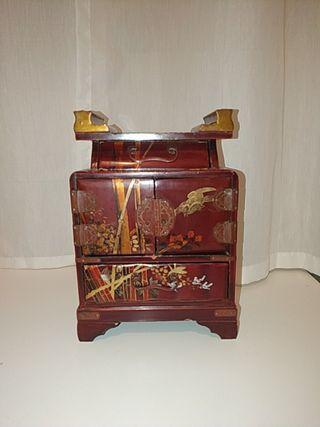 joyero chino antiguo