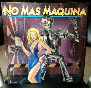 DISCO VINILO VARIOS - NO MÁS MÁQUINA LP X 2 COMPIL