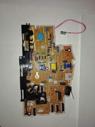 placa base empresora HP