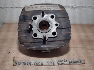 cilindro de Montesa Enduro 74 cc