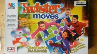 Juego Twister moves.