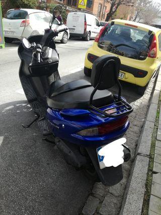 despiece Suzuki burgman 125