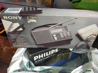 radio Sony ICF 7600DS