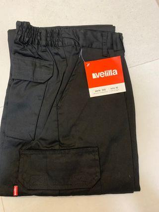 Pantalón negro de trabajo ,talla 42