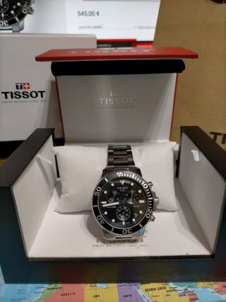 Reloj Tissot Seastar 1000 Chronograph (nuevo)