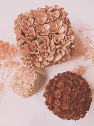 Decoración Floral Orgánica