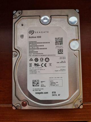 disco duro seagate 8tb