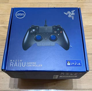 Mando ps4 Razer Raiju wired