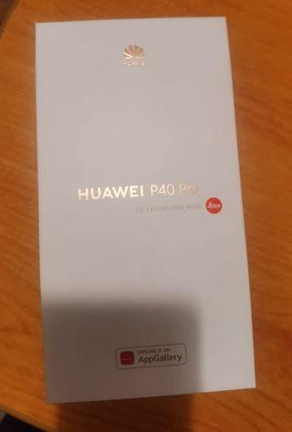 móvil huawei p40 pro