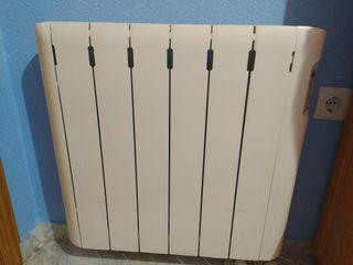 Radiador de calor azul programables