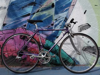 Bicicleta de carretera talle S