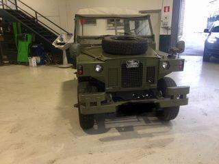 Land Rover Santana 88 Militar 1986