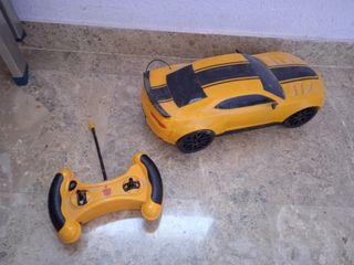 coche Transformer teledirigido