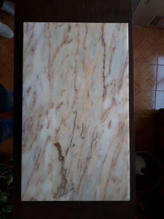 Piezas de mármol
