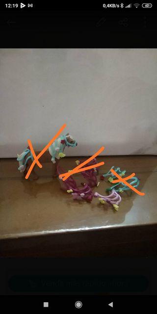 adorno cabeza pony playmobil