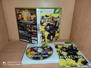 Never Dead (2012) xbox360