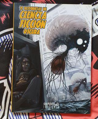 Cthulhu Temáticos: Ciencia ficción Cómic Lovecraft