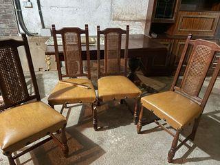 Sillas / cadires