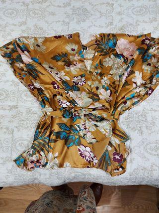 kimono corto Sfera