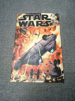 Star wars número 51