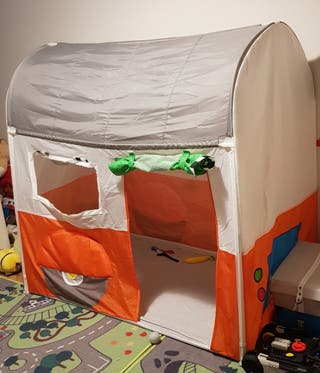 tienda de campaña Ikea caravana