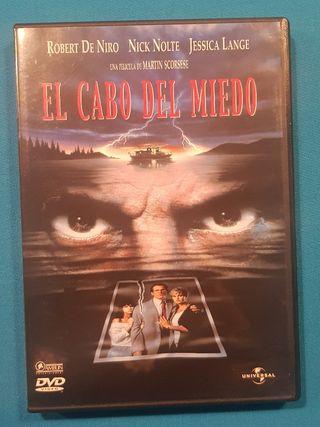 EL CABO DEL MIEDO (Dvd)