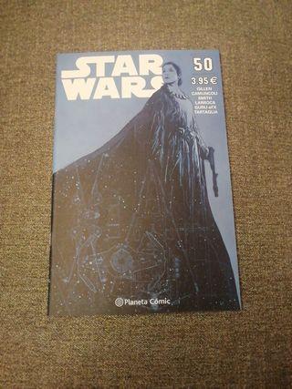 Star wars número 50