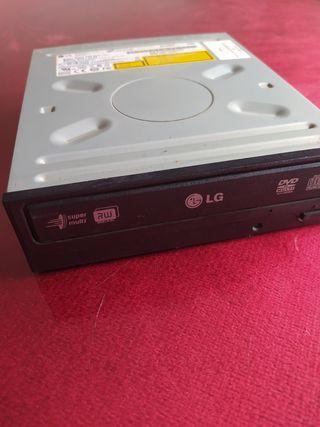 Regrabadora DVD LG. IDE