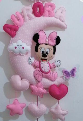 Colgante Minnie