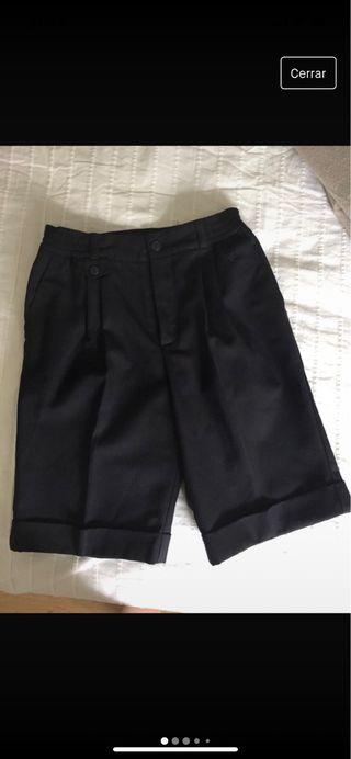 Pantalón corto de niño de vestir de tizza's