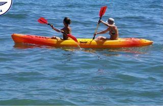 Kayak 2+1