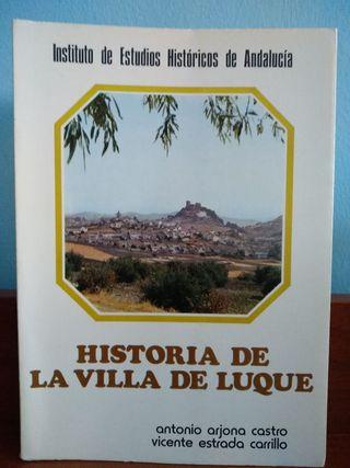 Historia de la Villa de Luque