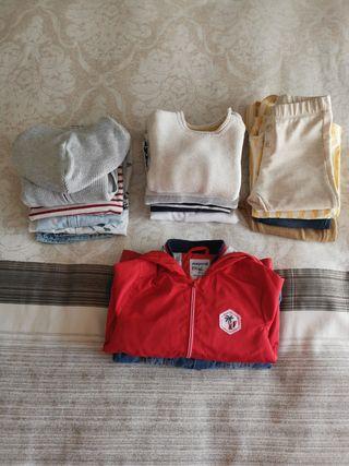 lote ropa niño 2 a 3 años