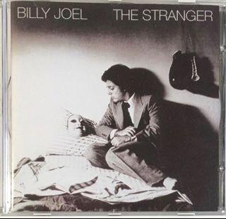 BILLY JOEL : The stranger Disco cd