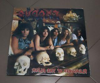 Disco de vinilo Exodus