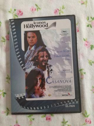 DVD - EL REGRESO DE CASANOVA (PRECINTADA)