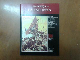 Libro La Naixença de Catalunya.