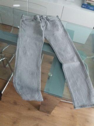 Pantalón tejano de hombre H&M