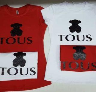 camisetas de hombre y de mujer