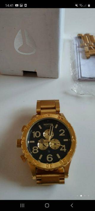 reloj nixon 51 30
