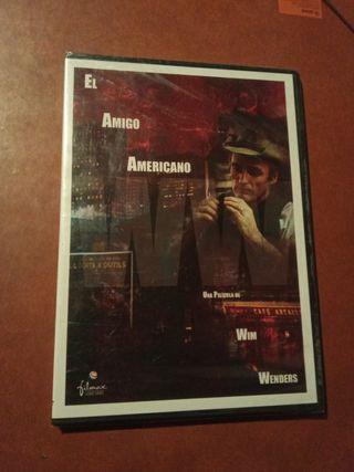 DVD pelicula El amigo Americano